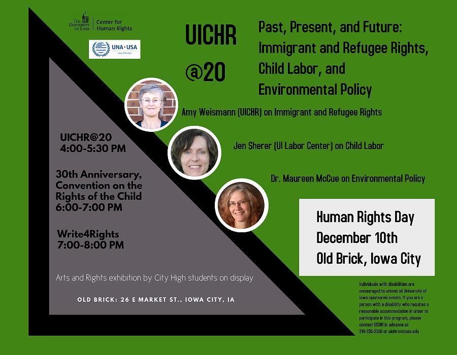 Human Rights at Old Brick