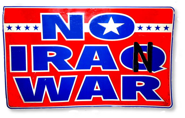 No Iran War