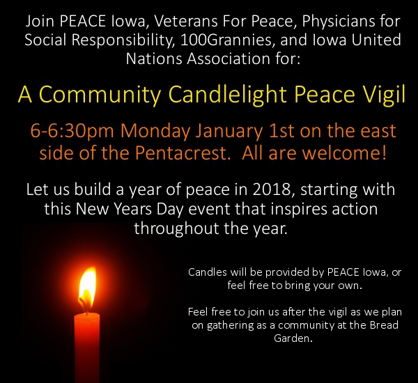 New Year Vigil